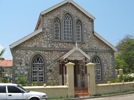 church in jamaica caribtorch