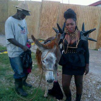 Spice Donkey at Sting 2012 Macka Diamond